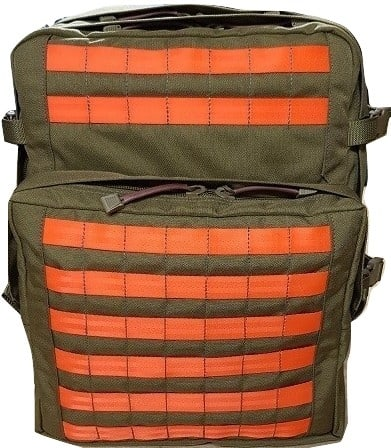 Messenger bag - Backpack