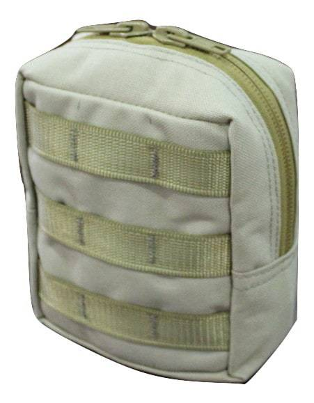 3x3 MOLLE Pouch - Coyote Brown - MOLLE