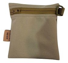 Fire Kit Pouch-D - Coyote Brown - Outback Packs and Gear