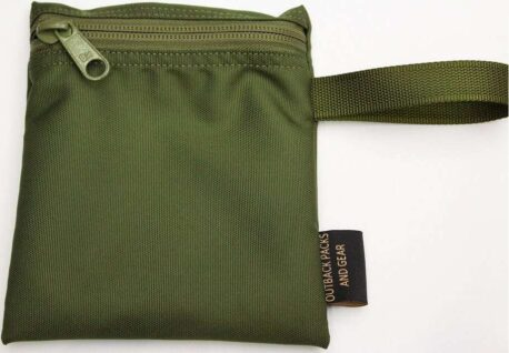 Fire Kit Pouch-S - Olive Green - Product design