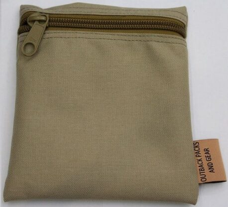 Fire Kit Pouch A - Coyote Brown -