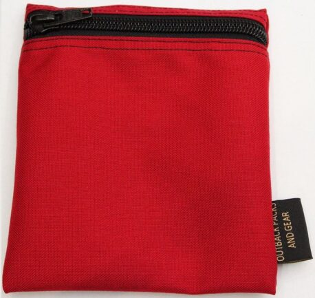 Fire Kit Pouch A - Red -
