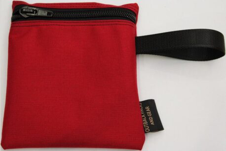 Fire Kit Pouch-S - Red -