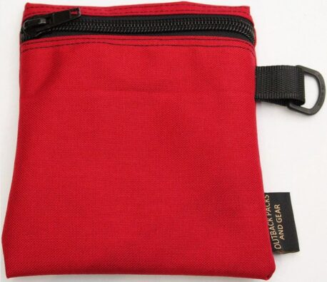 Fire Kit Pouch-D - Red -