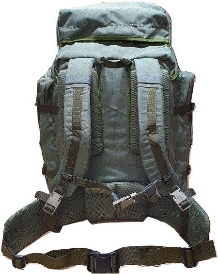 Backpack - Military camouflage