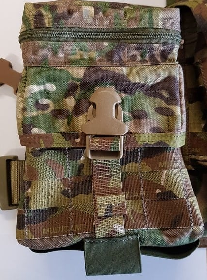 Military camouflage - camouflage M
